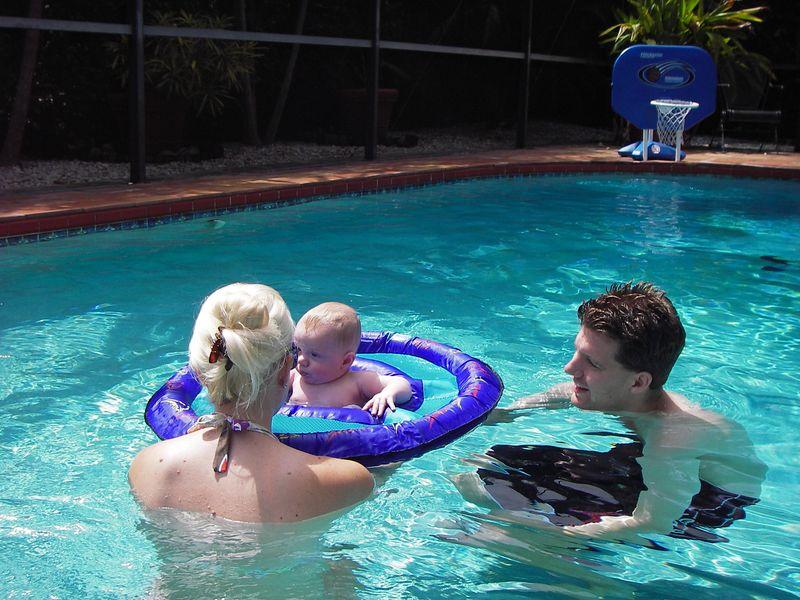 Robin Jones visit Boca Summer 2005 - 1056