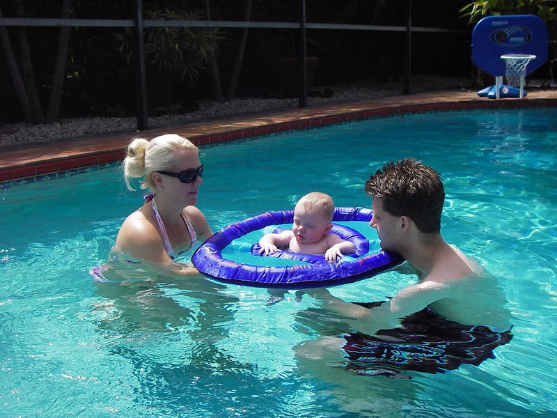 Robin Jones visit Boca Summer 2005 - 1060