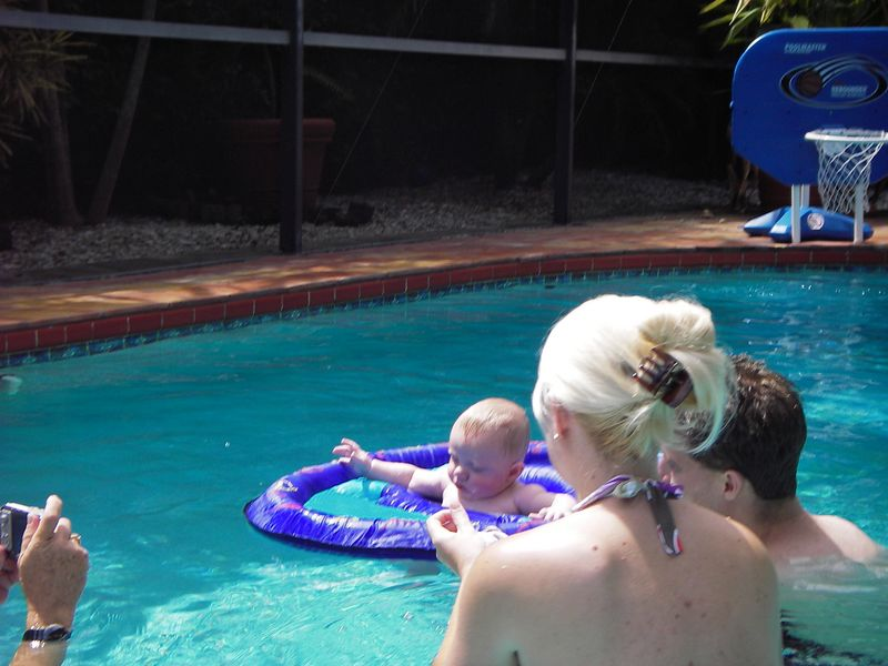 Robin Jones visit Boca Summer 2005 - 1061