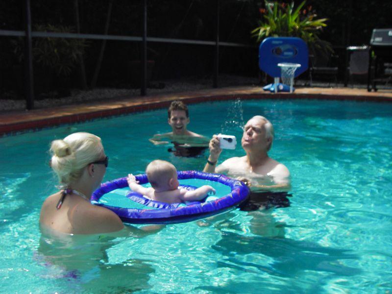 Robin Jones visit Boca Summer 2005 - 1052