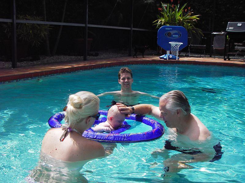 Robin Jones visit Boca Summer 2005 - 1053