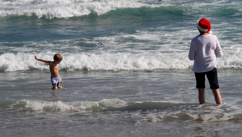 Robin Jones and Family Visit to Boca Raton Dec 2009 -  (2)