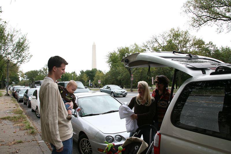 Washington DC 9-Oct-2005 2025