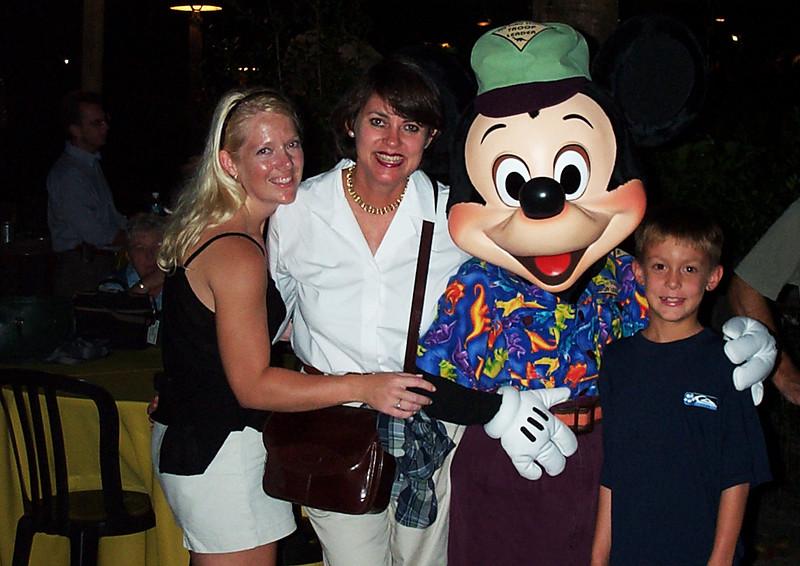 Disney DNA meeting 1999 8
