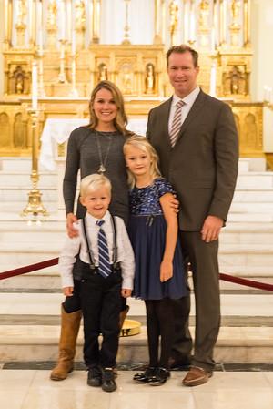Mason Baptism