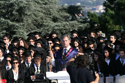 Head Master's Welcome speech. Anthony George Jones'dan açılış konuşması