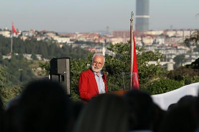 İbrahim Betil ( RA'64) konuşması