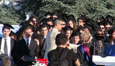 """The Koç Family awards ( given to top 10 students). Okulda dereceye given öğrencilere """"Koç Ailesi Ödülleri"""" dağıtımı"""