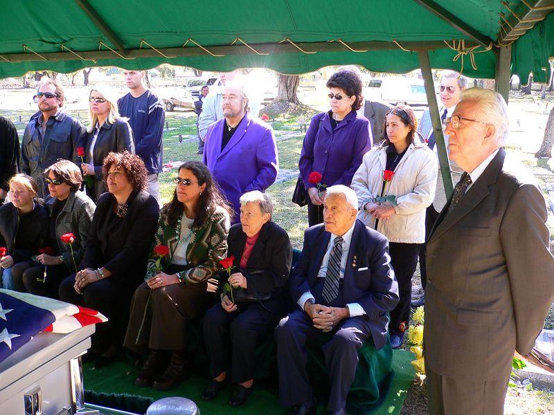 Rella Murray Funeral013
