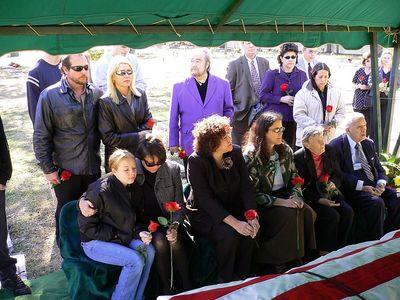Rella Murray Funeral009