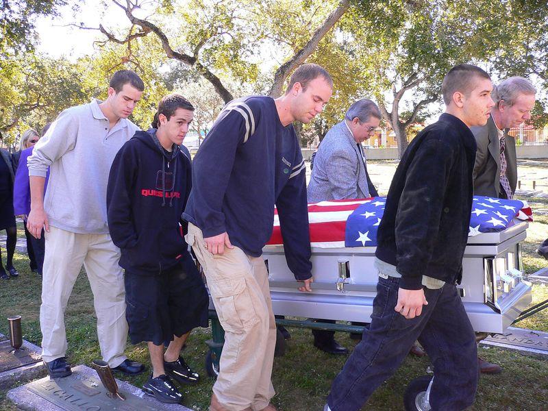 Rella Murray Funeral004