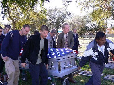 Rella Murray Funeral002