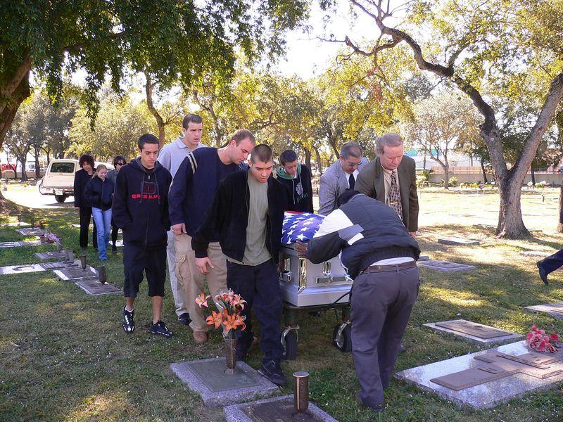 Rella Murray Funeral003