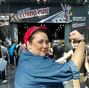 NYC Comic Con 2015