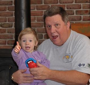 Ella and Papa