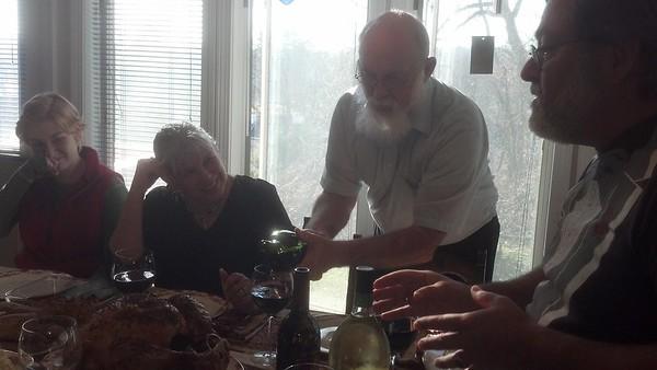 Orfink's Thanksgiving 2012
