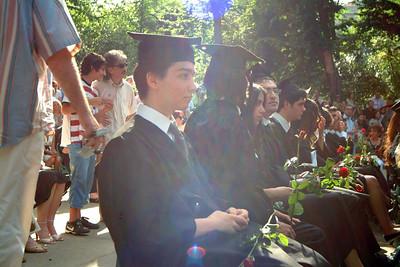 Kerem Robert Kolej mezuniyet