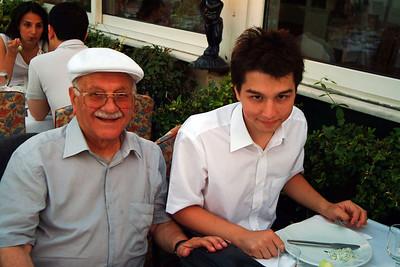 Kerem dedesi ile