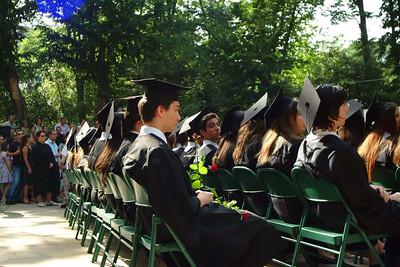 Kerem, Robert Kolej mezuniyet