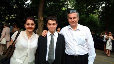 Robert Kolej  Kerem Uşşaklı mezuniyet 2007