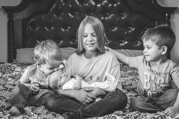 Reedholm Family