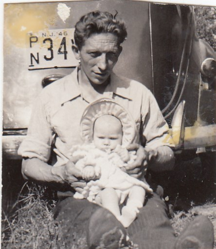Adolf with Baby