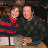 Happy together: Celebrating 44 years of blissful wedded lives...and getting free anniversary dinner from friends who treated us with the Bison steak dinner.