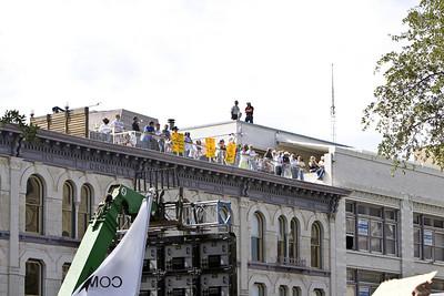 San Antonio, Texas - April 2009
