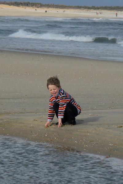 Sandy Hook December 2008