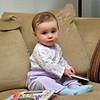 Savannah at home, <br /> Oakland, CA <br /> April 28, 2009