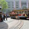 San Francisco Cable Car ride<br /> April 3, 2013