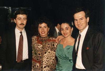 Nişan, Ali & Yüsra Soyak ile
