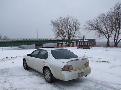 The Maxima @ the Intl. Bridge