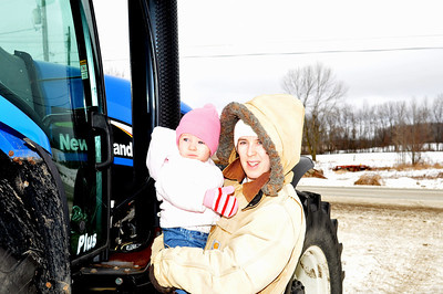 yes this is a New Holland Mommy