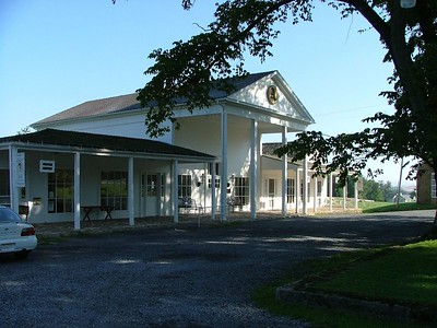 Arthurdale community center