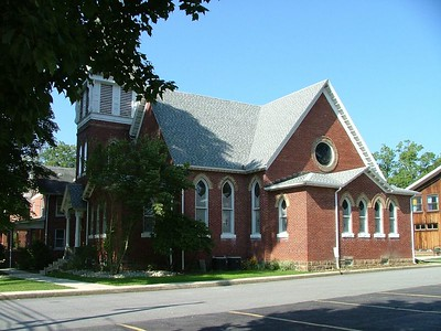 Reedsville Methodist Church