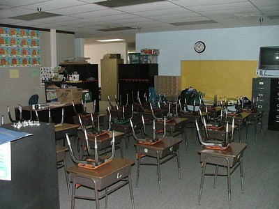 my 1st grade room