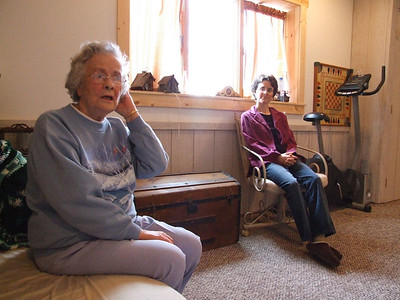 Grandma & Amy