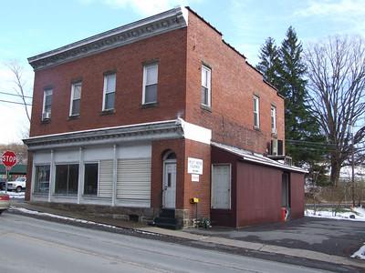 old Reedsville building