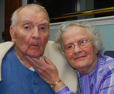 Grandpa & Grandma Cover