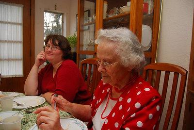 Kristin & Grandma