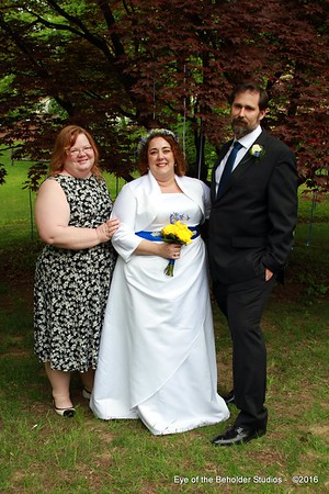 Wedding of Ryan and Jenn 5/21/2016
