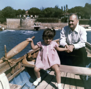 Zeynep & baba Müfüt Çulcuoğlu