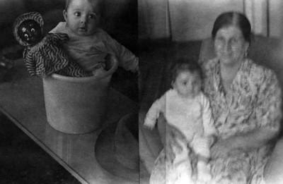 Zeynep ve babaannesi