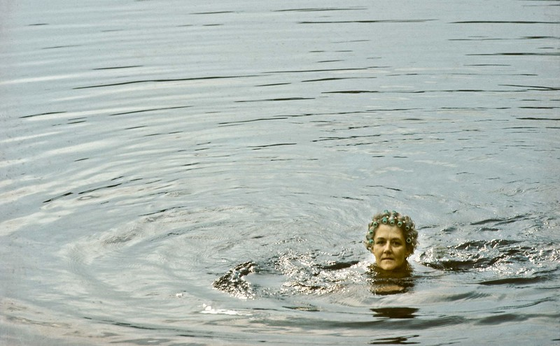 Leoza Fillion , Crankshaw Lake circa 1973