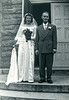 15 - Janie & Louie Wedding 1950