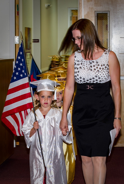 Kindergarten Graduation Melissa