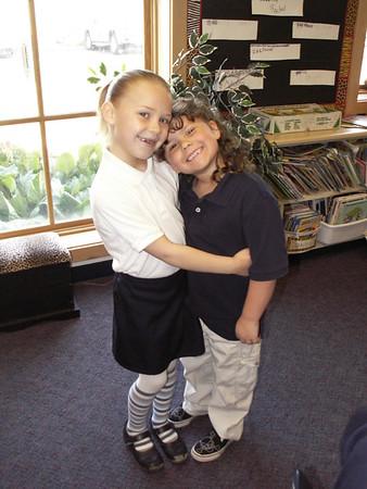 Kaylei and Amanda
