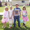 Jenessa, Kaylei, Jonathan and Jamie Easter 2007