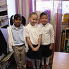 Muskan, Kaylei and Miya on her last day at Merryhill Calvine